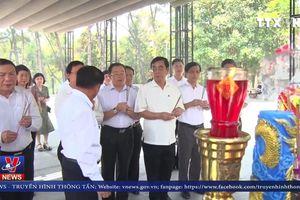 Lễ viếng Trung tướng Đồng Sỹ Nguyên tại Quảng Trị