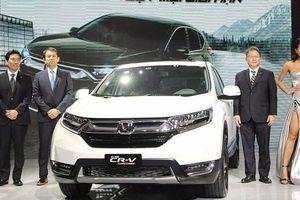 Honda Việt Nam: Tiêu thụ xe máy giảm nhẹ, ô tô hút hàng
