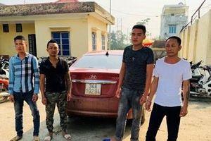 Một chủ tịch xã ở Thanh Hóa bị côn đồ chặn đường đánh trọng thương