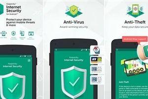 Kaspersky cập nhật cảnh báo phần mềm gián điệp cho người dùng Android
