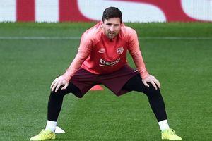 Messi miệt mài tập luyện, sẵn sàng gieo sầu cho MU