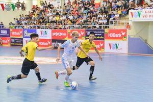 Từ QBV Futsal Việt 2018 đến chuyện xây dựng Futsal bền vững