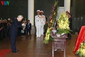 Lễ viếng, truy điệu và an táng Trung tướng Đồng Sỹ Nguyên
