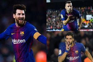 Đội hình 'siêu tấn công' giúp Barca đả bại MU ở Old Trafford?