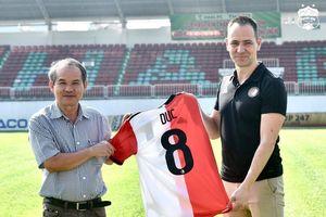 HAGL hợp tác với Feyenoord, Công Phượng sáng cửa sang châu Âu