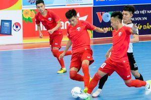 Video trực tiếp V&V vs Vietfootball, vòng loại giải VĐQG Futsal HDBank 2019