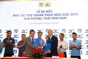 Thái Sơn Nam đặt mục tiêu vô địch châu Á