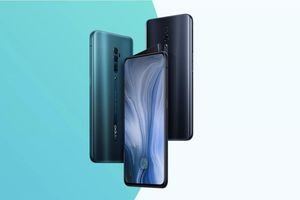 Oppo Reno ra mắt - camera ẩn zoom 10X, giá từ 450 USD
