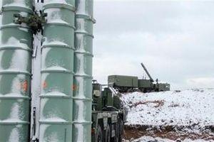 Hé lộ vụ S-400 Trung Quốc bị phá hủy