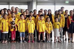 Tuyển Việt Nam về nhì tại Giải cờ vua trẻ châu Á 2019
