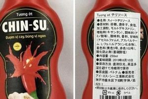 Masan giải thích gì về vụ 18.000 chai tương ớt Chin-su bị thu hồi ở Nhật?