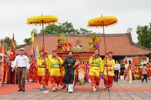 Khai mạc lễ hội Bạch Đằng