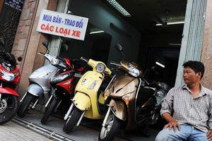 Kiến thức bỏ túi khi mua môtô, xe máy đã qua sử dụng