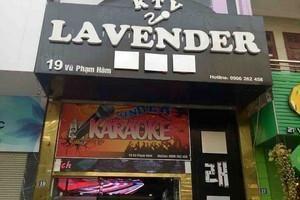 Karaoke Lavender 19 Vũ Phạm Hàm Hà Nội: Tái diễn vi phạm