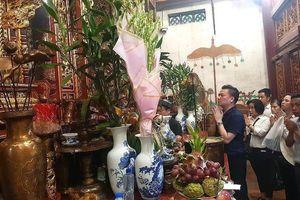 Báo Pháp luật Việt Nam dâng hương Giỗ Tổ Vua Hùng
