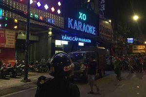 Quán karaoke của Phúc XO từng bị xử phạt