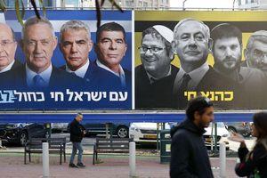 Cả hai bên đều tuyên bố giành chiến thắng trong cuộc bầu cử Israel