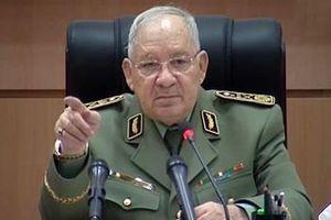 Quân đội Algeria tố cáo âm mưu gây bất ổn từ bên ngoài