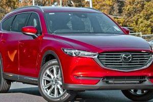 Về Việt Nam, Mazda CX-8 có 'vũ khí' gì đấu Hyundai Santafe?