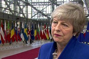 Thủ tướng May tuyên bố Anh vẫn có thể rời EU trước ngày 22/5
