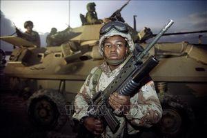 Mỹ nối lại các cuộc không kích tại Somalia