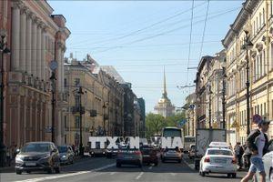 TP St. Petersburg của Nga sẽ thu phí du lịch đối với du khách nước ngoài