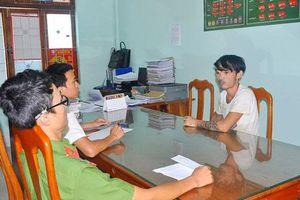Kon Tum: Bắt 2 đối tượng trộm xe của Trung tâm Y tế thuộc tỉnh Quảng Trị