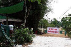 Xuất hiện ổ dịch tả lợn châu Phi thứ 3 tại Thừa Thiên - Huế