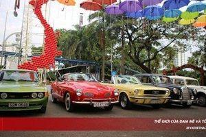 Mãn nhãn dàn ô tô cổ quy tụ tại Ngày hội xe cổ Sài Gòn