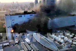 Thái Lan đóng cửa Central World để điều tra hỏa hoạn
