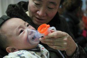 Ô nhiễm giao thông gây ra 4 triệu trường hợp hen suyễn ở trẻ em hàng năm