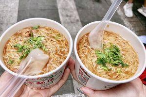4 món ăn nhất định phải thử ở chợ đêm Ximending Đài Loan
