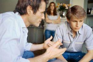 Vì sao con cãi cha mẹ?