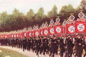 Ảnh màu hiếm chưa từng công bố về Đức Quốc xã
