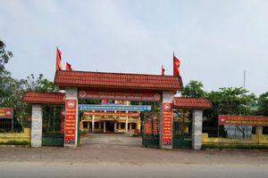 Hà Tĩnh: Kỷ luật nhiều cán bộ xã Thạch Bằng