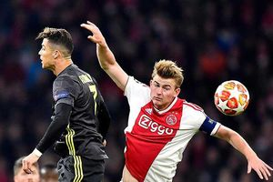 Có 'siêu nhân' Ronaldo, Juventus vẫn phải cảnh giác trước Ajax