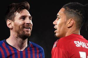 Chris Smalling: 'Messi biết đó chỉ là một tai nạn'