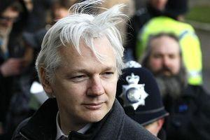 Ông trùm WikiLeaks thay đổi như thế nào sau 2.487 ngày tị nạn