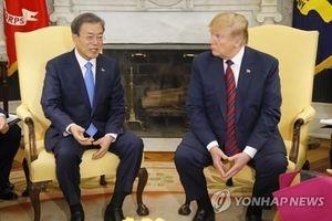 Tổng thống Mỹ vẫn mở cánh cửa đối thoại với Triều Tiên