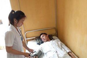 Bảo đảm tốt khám, chữa bệnh bảo hiểm y tế cho chiến sĩ mới