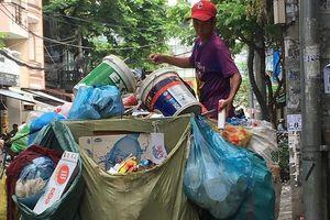 Tháng 10-2019: Hạn chót phải chuyển đổi phương tiện thu gom rác thô sơ