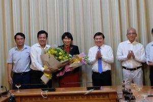 Bổ nhiệm 2 giám đốc sở Giao thông Vận tải và Kế hoạch - Đầu tư TPHCM