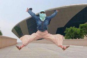 Cười vỡ bụng với 'thời trang Ninja' check in muôn nơi của hội chị em