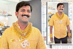 Những đại gia có sở thích đeo vàng khắp người giống Phúc XO
