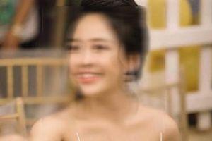 CĐM xôn xao nghi vấn hot girl nổi tiếng lộ clip nóng?