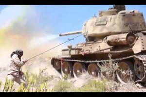 Xem 'huyền thoại' T-34 tan xác trong các cuộc xung đột của thế kỷ 21
