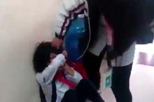 Vụ nữ sinh Quảng Ninh bị bạn đánh túi bụi: Đình chỉ công tác hiệu trưởng và cô giáo chủ nhiệm