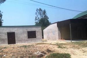 Nghệ An: Người dân xây dựng ồ ạt để chờ tiền đền bù Dự án cao tốc Bắc – Nam