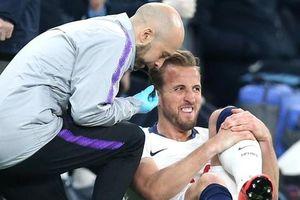 Tottenham 'méo mặt' vì Harry Kane chấn thương nặng