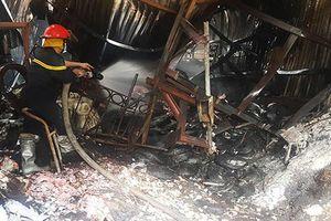 Vụ cháy 8 người chết, mất tích: 3 mẹ con đưa nhau đi khám bệnh thì tử nạn